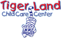 Tiger Land Child Care Center Logo
